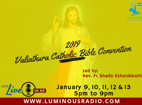 Valiathura Catholic Bible Convention