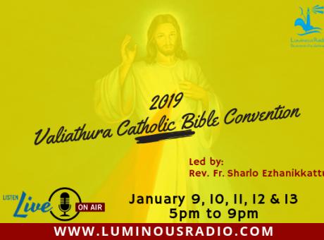 Valiathura Catholic Bible Convention